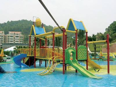 水上乐园设备的日常养护指南以及行业发展近况介绍